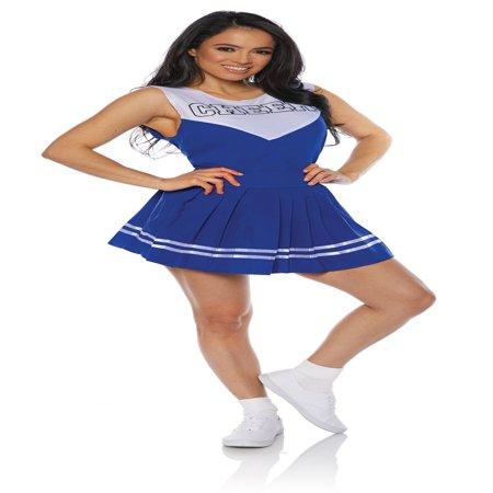 Women's Cheer Costume - Blue](Cheer Bear Costume)