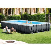 Intex XTR Ultra Frame Swimming Pool Collection - All Pools on Rollback!