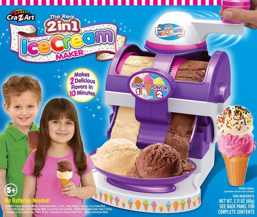 The Real Ice Cream Maker Walmartcom