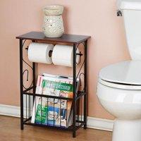 GRAMERCY Scroll Design BATHROOM Table