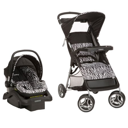 Cosco Lift & Stroll™ Travel System, Zahari