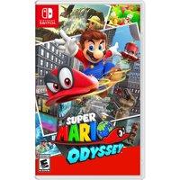 Super Mario Odyssey, Nintendo, Nintendo Switch, [Digital Download], 0004549659170