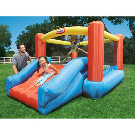 Little Tikes Jr. Jump N Slide