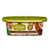 (8 Pack) Rachael Ray Nutrish Natural Wet Dog Food, Grain Free, Chicken Paw Pie, 8 oz tub