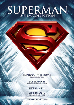 Superman: The Motion Picture Anthology 1978-2006 (DVD)