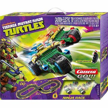 Carrera Teenage Mutant Ninja Turtles Racing Set (Lila Carrera Sonnenbrillen)