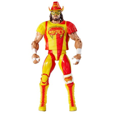 WWE Elite Ultimate Maniac Randy Savage - Wwe Themes