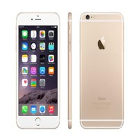 Refurbished Apple iPhone 6 Plus 16GB, Space Gray Silver Gold - Unlocked GSM