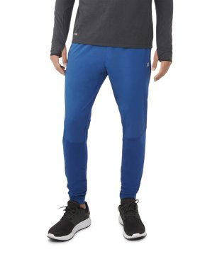 Russell Exclusive Big Men's Mix Media Track Pant