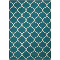Mainstays Sheridan Fret Area Rug or Runner, Multiple Sizes and Colors