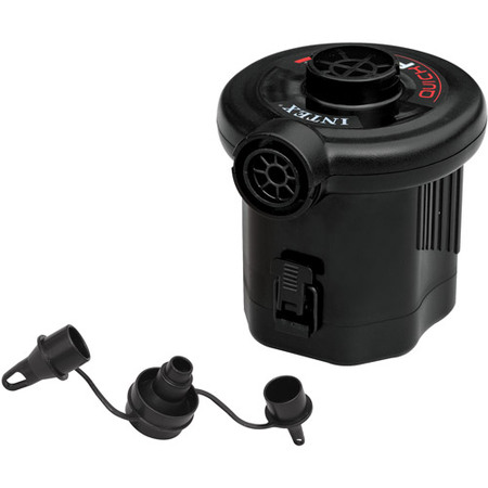 Intec Battery (Intex Quick-Fill Battery Air Pump, 13.4CFM Max. Air Flow )