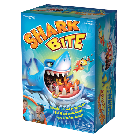 Shark Bite Game - Group Games In The Dark