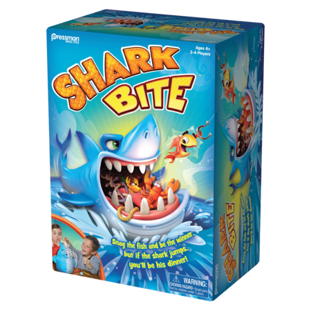 Shark Bite Game](Games For 4 Year Old)
