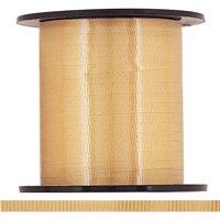 Curling Ribbon, Gold, 500 yd, 1ct