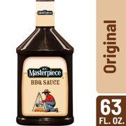 KC Masterpiece Original Barbecue Sauce, 63 oz