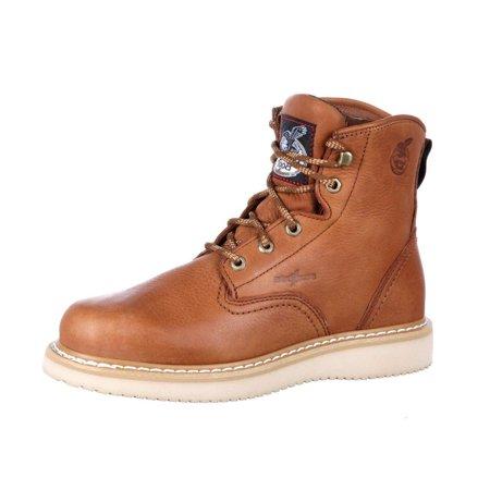 Barracuda Shoes - Georgia Boots Mens Barracuda Gold