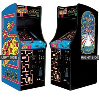 Ms. Pacman, Galaga - Classic Arcade - 24'' Upright Game Cabinet