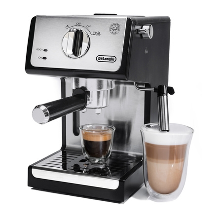 De'Longhi ECP3420 15 Bar Espresso and Cappuccino Machine with Advanced Cappuccino