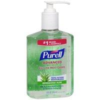 (Pack of 6) PURELL Advanced Refreshing Aloe Hand Sanitizer, 8 Oz