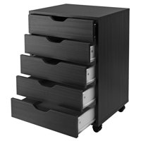 Winsome Wood Halifax 5-Drawer Cabinet, Multiple Finishes