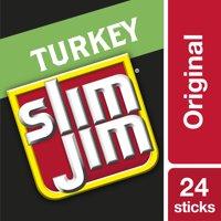 Slim Jim Giant Turkey Original .97oz, 24ct