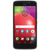 Motorola Moto E4 16GB Unlocked Smartphone - Licorice Black