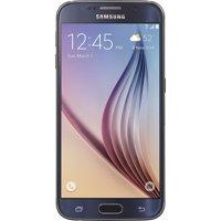 Refurbished Straight Talk Samsung Galaxy S 6 Prepaid Smartphone (Bundle Promo Available)