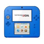 Nintendo 2DS System with New Super Mario 2, Blue, FTRSBCDV