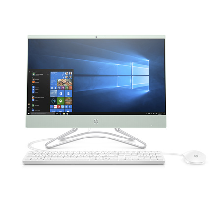 - Refurbished HP 22-c0073w All-in-One PC, 22