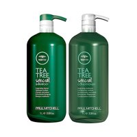 Paul Mitchell Tea Tree Special Shampoo and Special Conditioner Duo, 33.8 Oz ($71 Value!)
