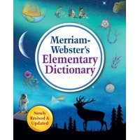 Deals on Merriam-Websters Elementary Dictionary Hardcover
