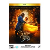 Beauty And The Beast (Live Action) (DVD)