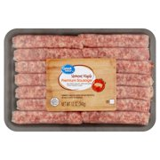 Great Value Vermont Maple Premium Sausage Links, 12 Oz.