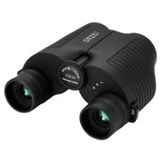 OMZER 12x25 Compact Binocular Fixed-Focus with low light Night Vision,High Power Waterproof