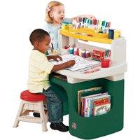 Step2 Art Master Desk Includes a Sturdy 11 inch Stool