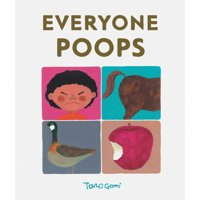 Deals on Everyone Poops Hardcover