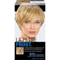 L'Oreal Paris Le Petite Frost Hi-Precision Pull-Through Cap Highlights For Shorter Hair