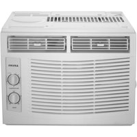 Amana 5,000 BTU 115V Window-Mounted Air Conditioner with Mechanical Controls