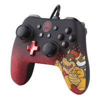 PowerA Wired Controller for Nintendo Switch - Bowser (1506259-01)