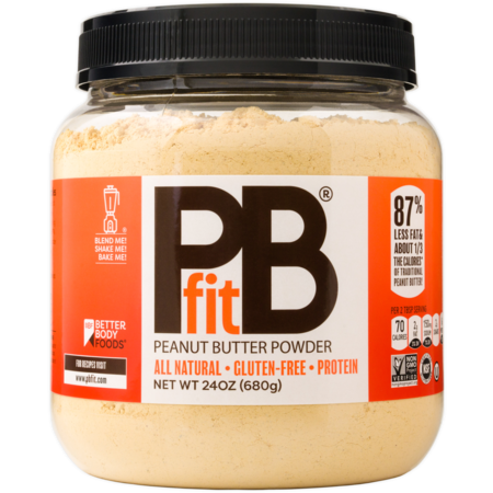 PBfit Peanut Butter Powder, 24 oz