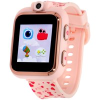 iTouch Playzoom Kids Smart Watch Blush Hearts Pattern