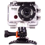 Best ION Action Cameras - Vivitar DVR794HD 1080p HD Wi-Fi Waterproof Action Video Review