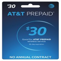 AT&T PREPAID℠ $30 (Email Delivery)