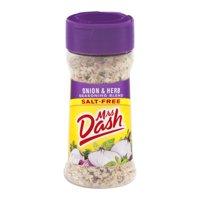 (3 Pack) Mrs. Dash Onion & Herb Salt-Free Seasoning Blend 2.5 Oz
