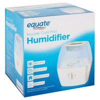 Equate Invisible Cool Mist Humidifier