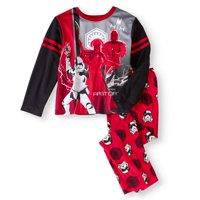 Boy's Star Wars Microfleece 2 Piece Pajama Sleep Set (Big Boys & Little Boys)