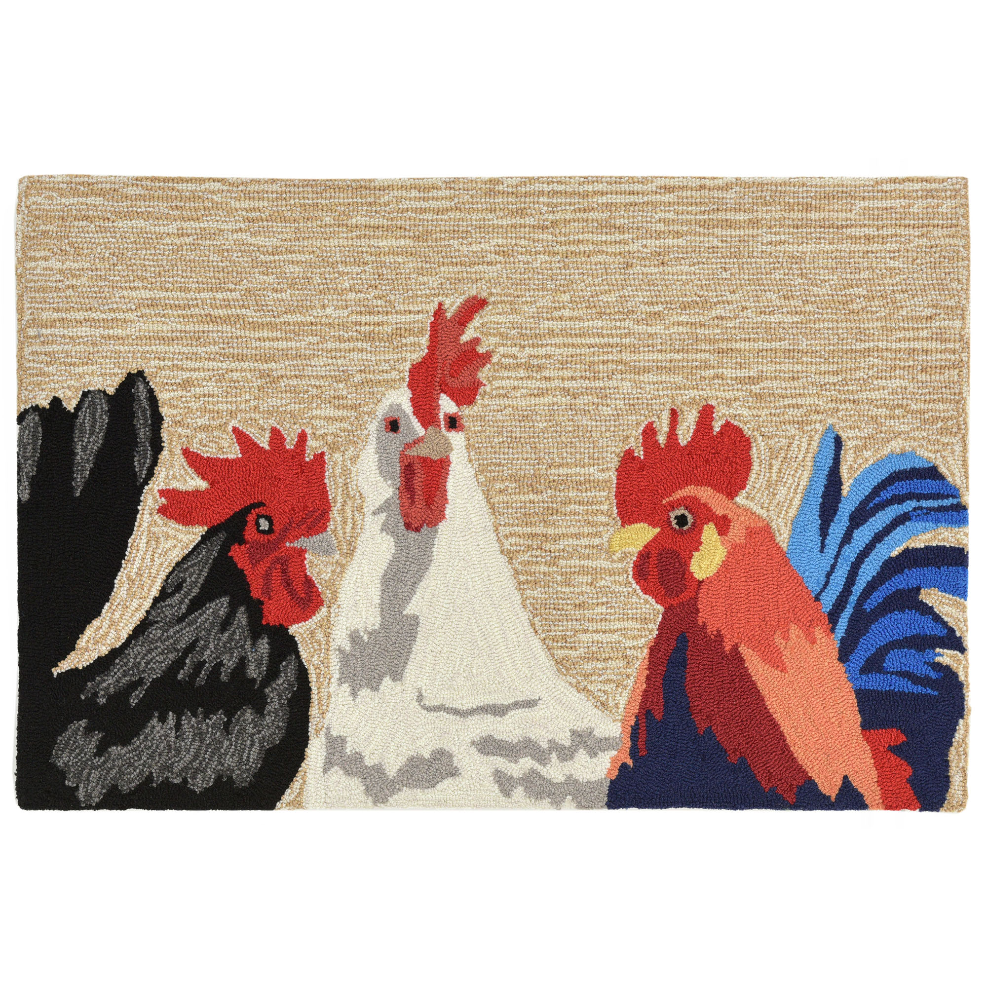 Kitchen Rooster Rugs Walmart Com