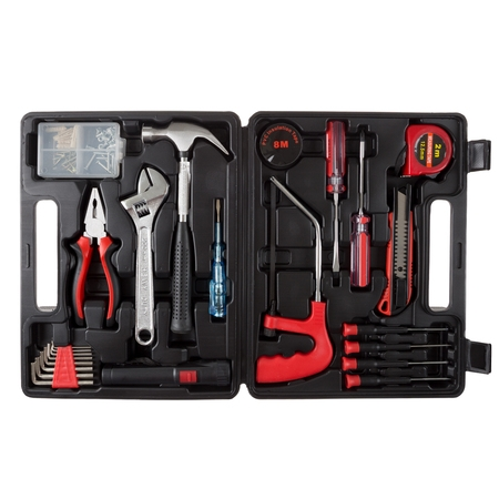 Plumbers Hand Tools (Household Hand Tools, 65 Piece Tool Set by Stalwart )