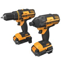 BOSTITCH 18-Volt Lithium-Ion 2 Tool Combo Kit, BTCK411L2
