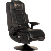 X Rocker Pro Series Pedestal Wireless Gaming Chair, Black, 51396